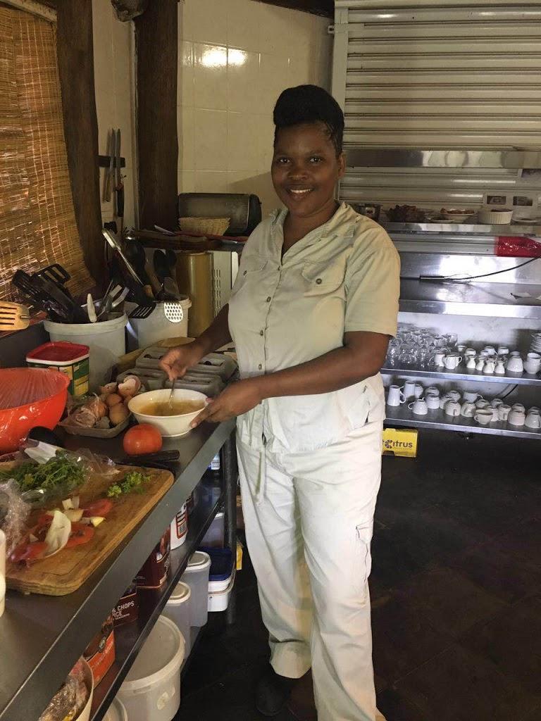 Staff Feature: Bonisiwe Zungu